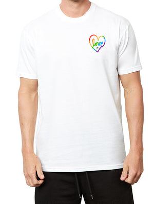 FlyQuest Love Pride Tee