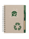 [ECO] FlyQuest Go Green Recycled Notebook