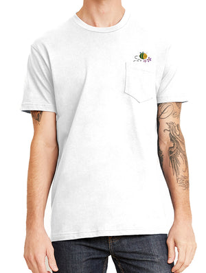 FlyQuest Spring 2020 Embroidered Bee Tee