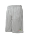 FlyQuest Summer 2020 - KURT THE TURT ATHLETIC SHORTS