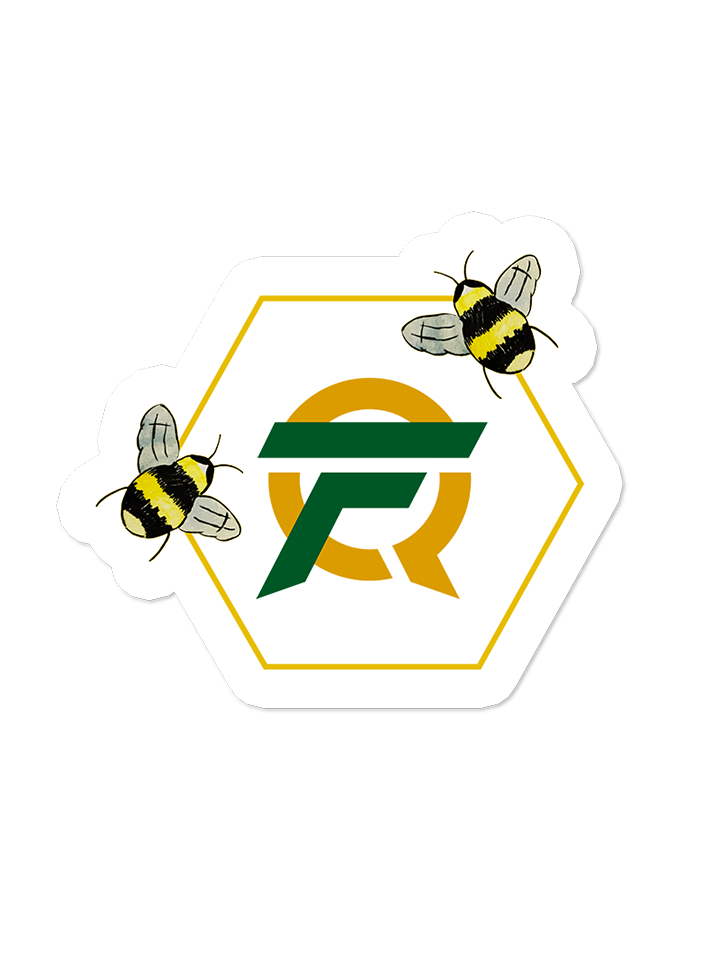 FlyQuest Spring 2021 BeeQuest - Stickers