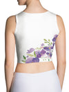 FlyQuest Spring 2020 Violet Ikebana Crop Top