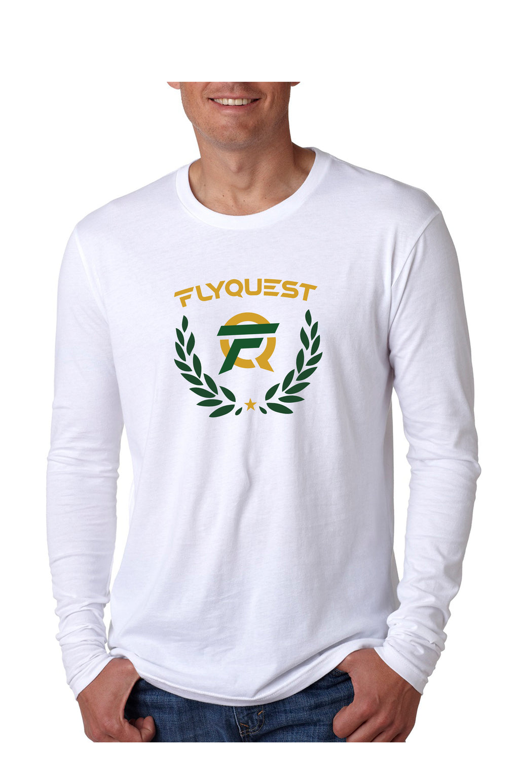 Flyquest Wreath Long Sleeve