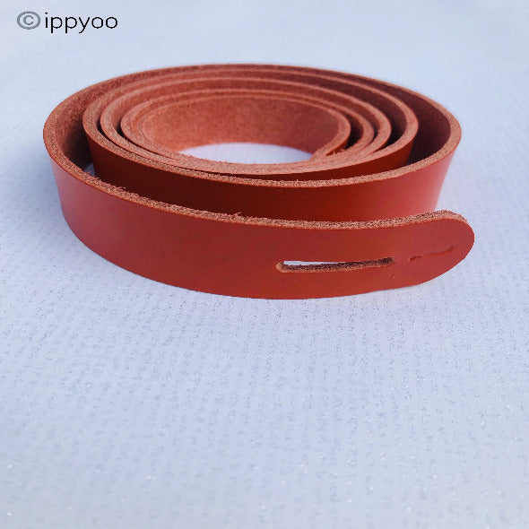 Ceinture Orange 3 cm