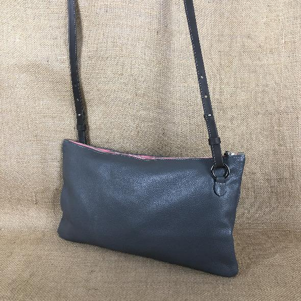 Sac en cuir, made in France, Carole Pradelle, Maroquinerie Colombes