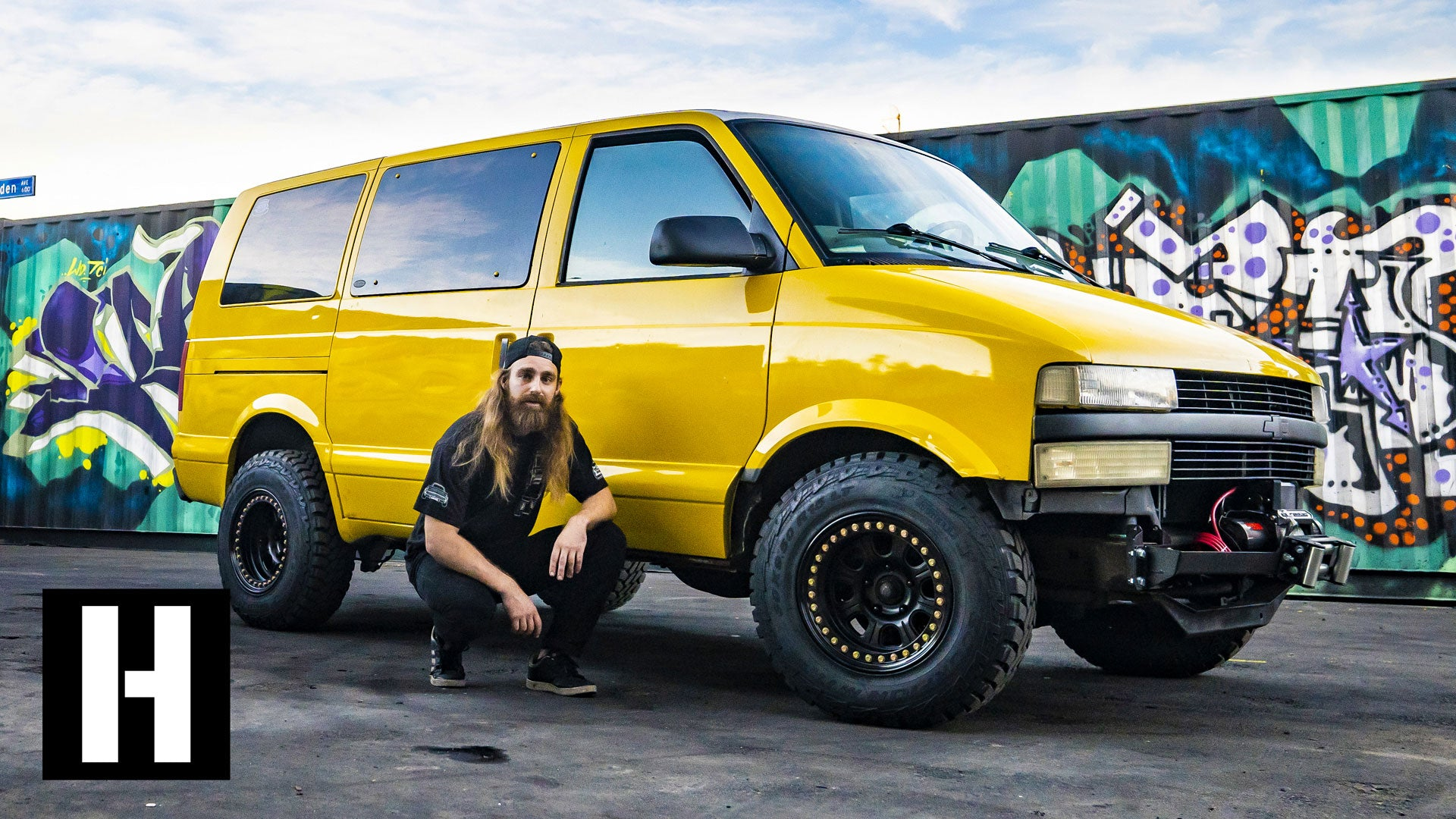 Astro Van to Badasstro Van: Our Shreditor Kyle's Daily Gets