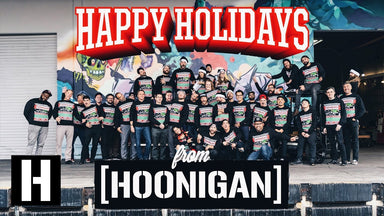 Our Favorite Moments From 2018: The Hoonigan Holiday Special!!