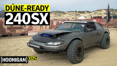 Offroad 240SX Shredding at the Last Pismo Beach Dunes Weekend Ever??