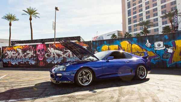 801whp on a High Mileage Supra?? Endless Summer of Shred/SEMA Build Breakdown Special!