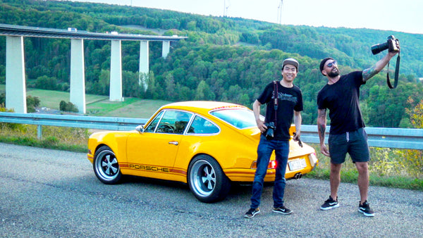 No Sleep til Stuttgart: Shooting the Lightspeed 911 With Larry Chen