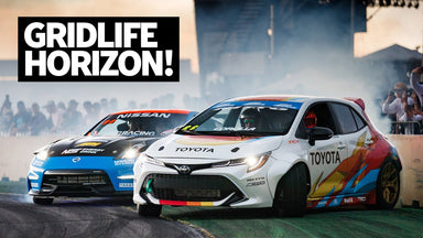 Gridlife Horizon: Hooning at High Elevations!