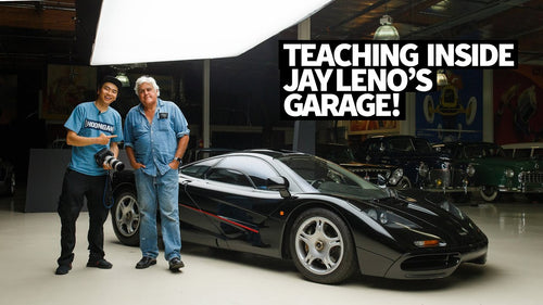 Using Jay Leno's Garage as a Canon Classroom??