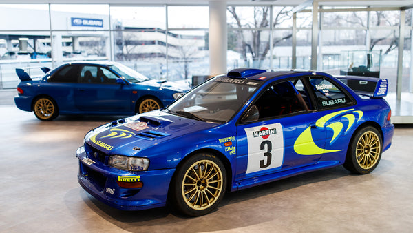 AWD Turbo Heaven! Subaru STI Headquarters in Japan = Imprezas Galore
