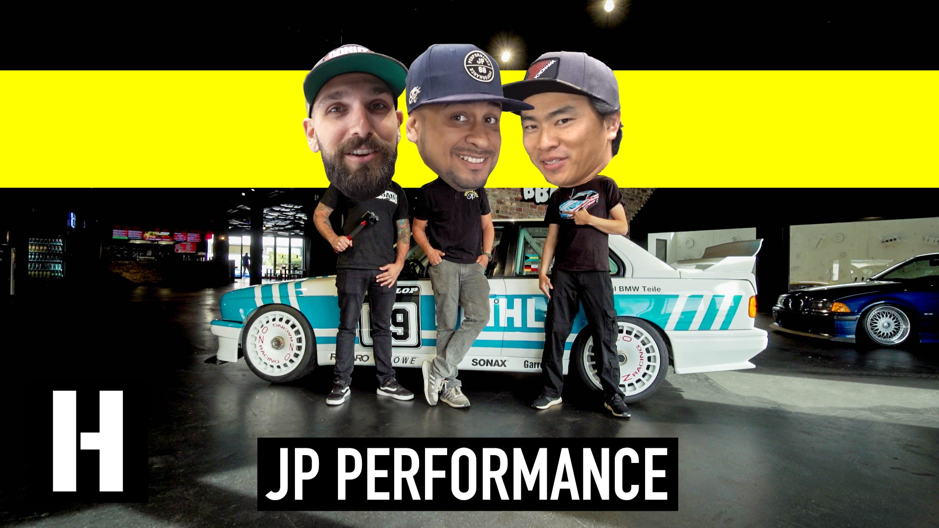 Best Garage Ever Jp Performance Gives Us A Tour Of His Insane