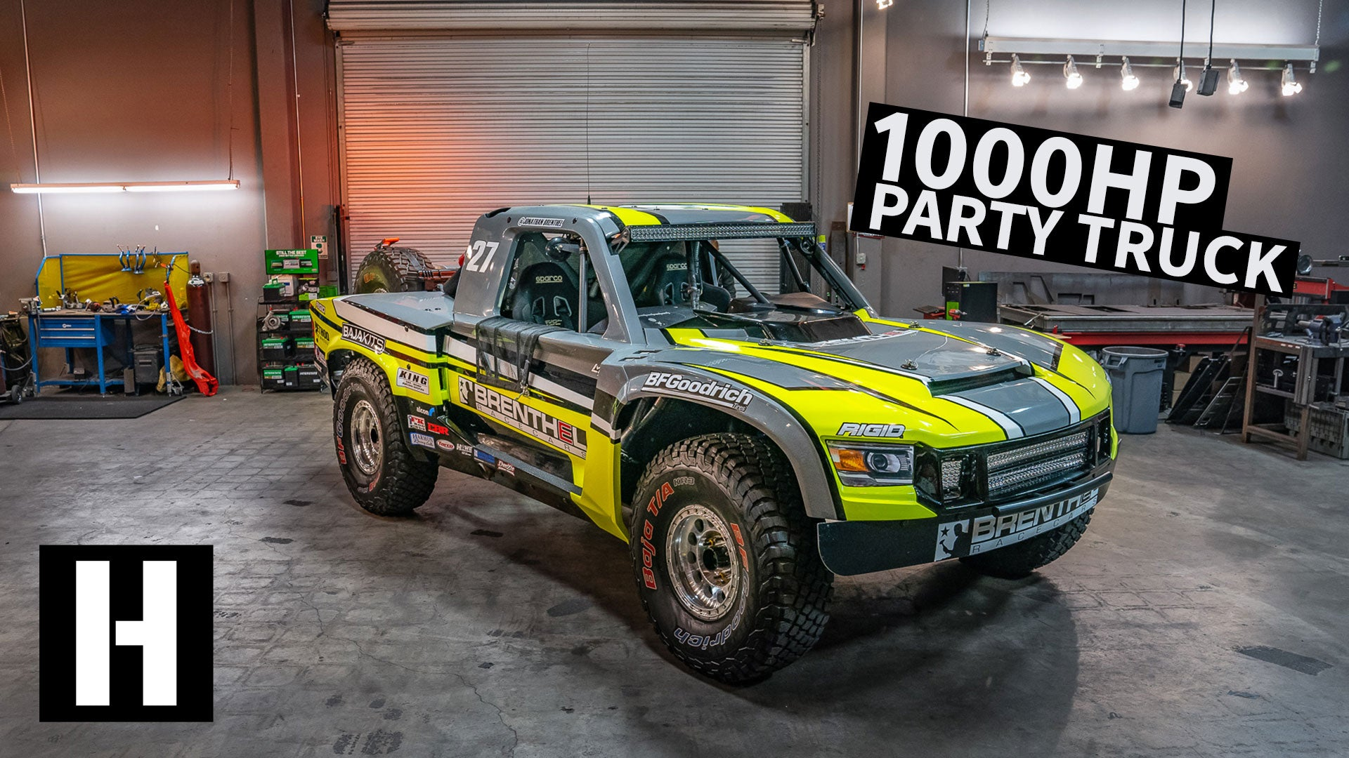 Ultimate Squarebody Street Truck? 600+ hp Supercharged LS '86