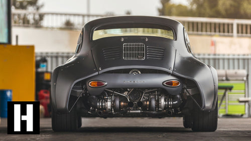 Barn Find Porsche Becomes A Twin Turbo Frankenstein Build: Rod Emory's 356 RSR