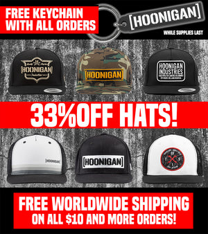 33% off Hats/FREE Keychain + more. Black Friday Week Deals Continue!