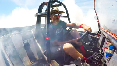 How to Drive a 1000hp Death Bucket