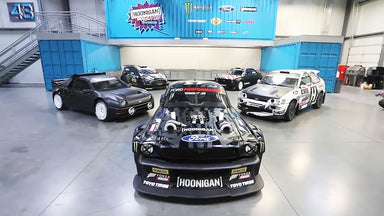Ken Block's Carcaine Addiction