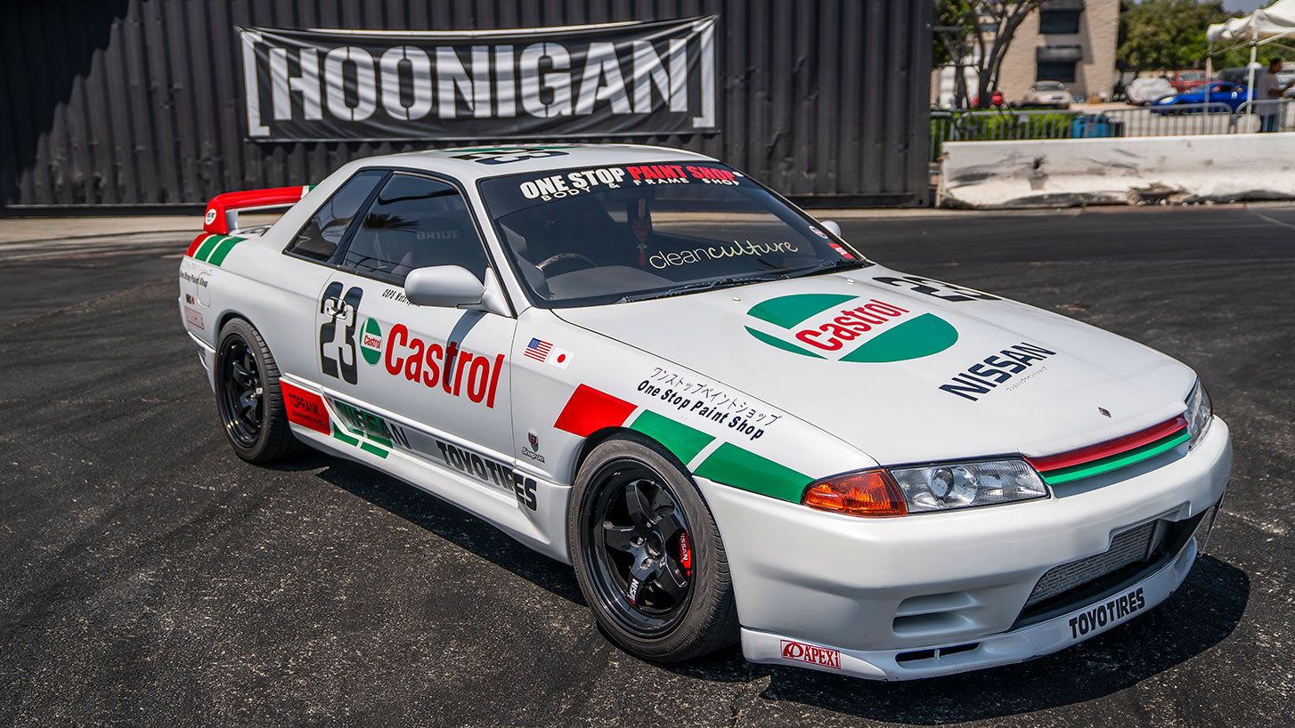 GTR-Swapped Nissan Skyline - Obtainable JDM Awesomeness! - Hoonigan