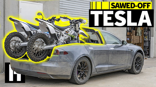 Tesla Swap Everything! EV West's Electric Madhouse