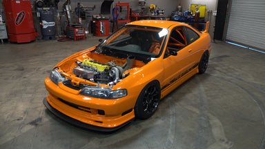 Is this the Cleanest Turbo Integra Ever? Rywire Impresses us Once Again