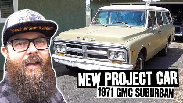 NEW Project Truck: Chase's '71 Suburban! // Home Wrenchers Ep.001
