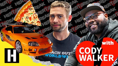 Cody Walker and Sean Lee Join us for Driving, Games, Spicy Slices and More
