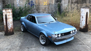Classic Celica With Modern Guts Drifts our Secret Shredhouse