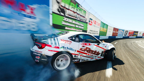 Blown Motors and Tandem Glory: Larry Chen vs Formula Drift Seattle