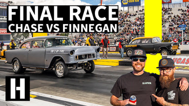 The SHOWDOWN: Hoonigan vs Roadkill, Chase vs Finnegan