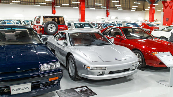The Greatest Nissan Garage in the World: Nissan Zama Heritage Collection is Nismo Paradise