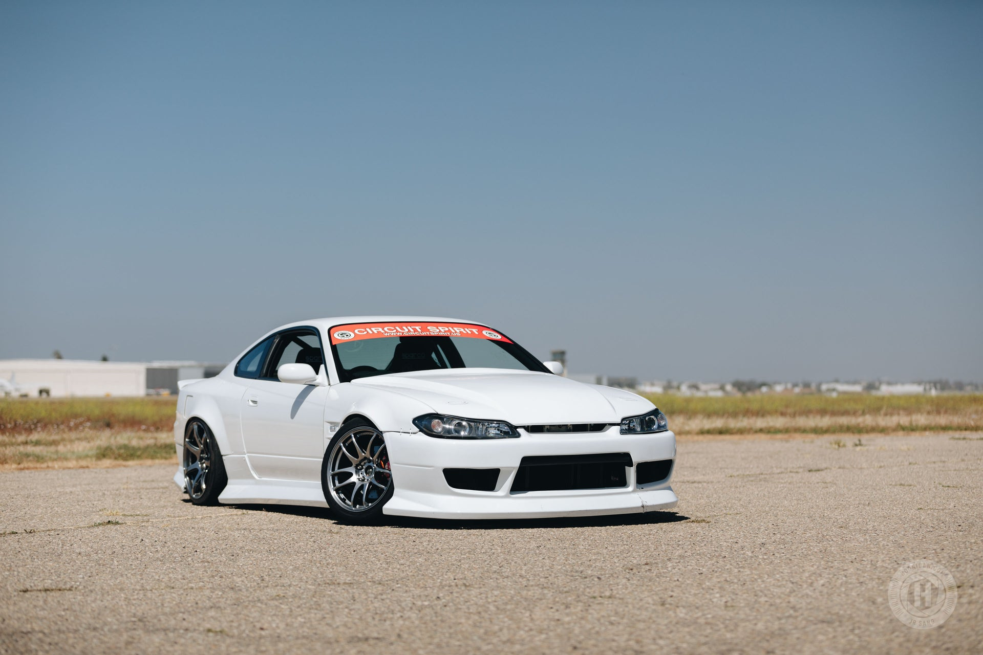 For the Love of the Drift – Cole Seely Nissan S15 Silvia