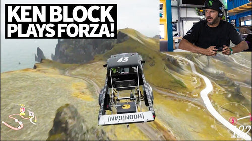 Ken Block's Five Favorite Things About Horizon 4