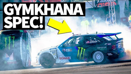 Ken Block's First Ever Gymkhana GRID in Cossie V2: 2018 GRID in Poland!
