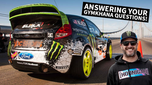 100 Million Views on Gymkhana FIVE: Ken Block Answers Your Questions