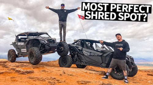Ken Block's Guide to Awesome Can-Am Riding Spots: Sand Hollow, Utah!