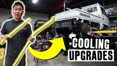 Hard Line Cooling Setup: Only the Finest for Our Rotary pit Truck // 621 Golden EP 019