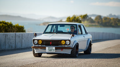 "Daniel Wu's Datsun 510: ""Tanto"", aka the dream 510"