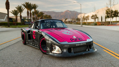 Savagely Fast 100% Electric Porsche 911 Conversion: Bisimoto E935