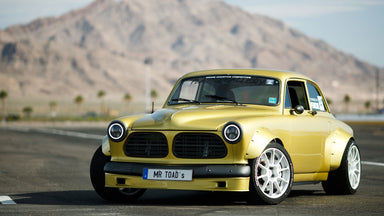 700hp Volvo Amazon-Bodied Corvette!?