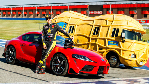 2020 Supra Goes NUTS With Mr. Peanut and Fredric Aasbo