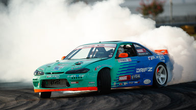 Behind the Wrenches of a Drift Team: Formula Drift Texas With Odi Bakchis
