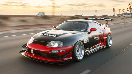 The Anti-Supra Supra: Larry Snaps a Non-Turbo 2jz