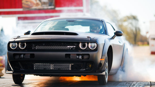 8 Second Street Car: 1,200hp Dodge Challenger Demon Driven by Leah