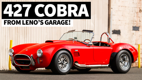This 500hp 427 Cobra Replica is an Heirloom That Can Scare You