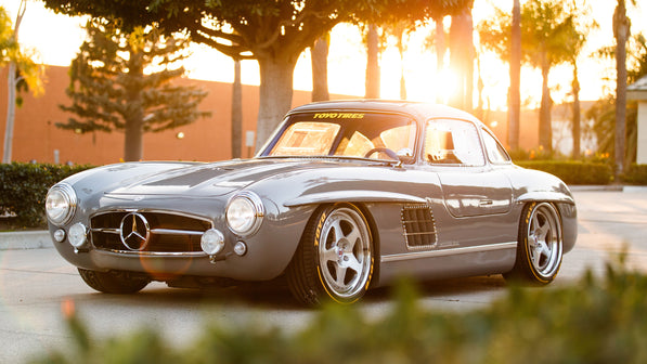 The Most Insane Mercedes 300SL Build Ever?