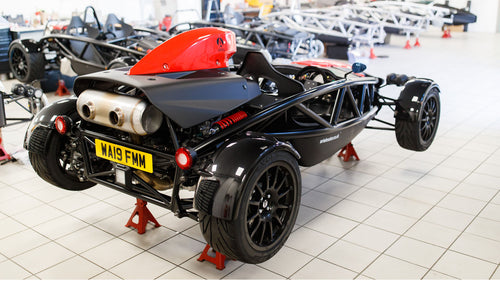 Ariel Atom, AKA The Two-Person Superbike: Touring Ariel's Factory!
