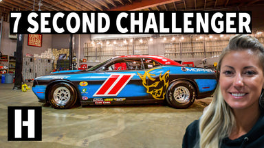 7 Second Drag Challenger, From the Factory!?