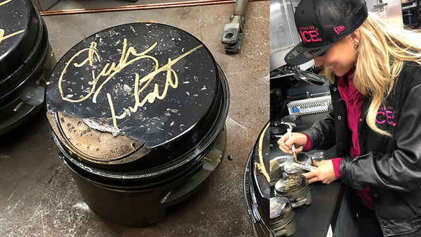 Leah Pritchett Autographed Piston Sweepstakes Rules